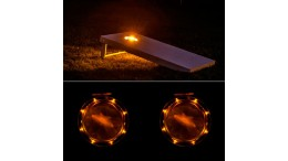 Cornhole Lights - Amber