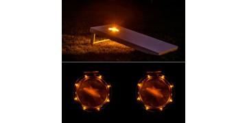 Cornhole Lights - Amber