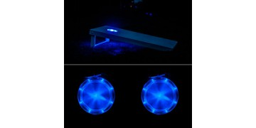 Cornhole Lights - Blue