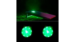 Cornhole Lights - Green