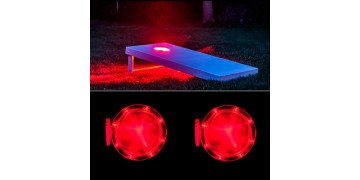 Cornhole Lights - Red