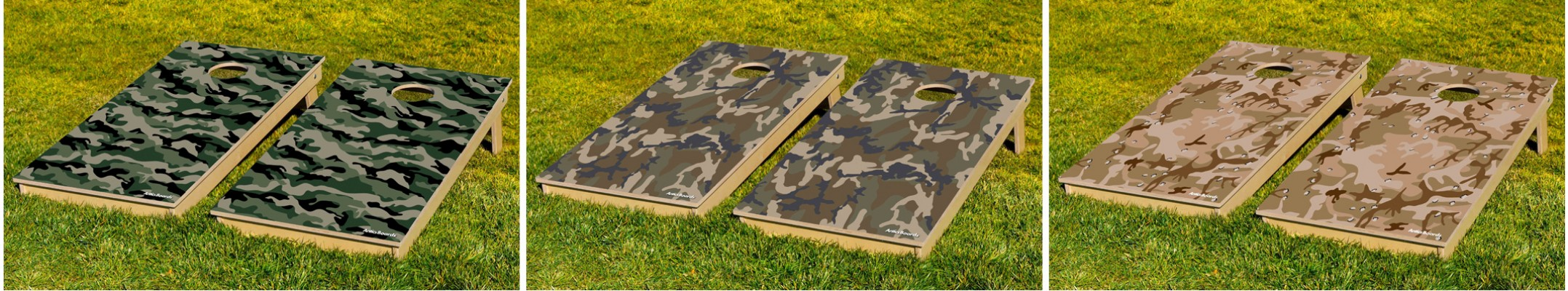 The Camouflage Boards
