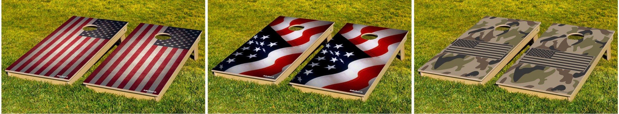 The Country Flag Boards