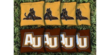 Adelphi University Cornhole Bags - set of 8