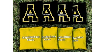 Appalachian State University Cornhole Bags - set of 8