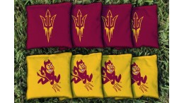 Arizona State University Cornhole Bags - set of 8