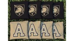 Army Black Knights Cornhole Bags - set of 8