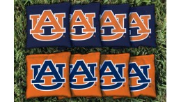 Auburn University Cornhole Bags - set of 8