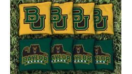 Baylor University Cornhole Bags - set of 8