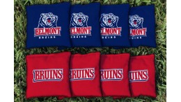 Belmont University Cornhole Bags - set of 8