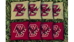 Boston College Cornhole Bags - set of 8
