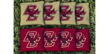 Boston College Cornhole Bags - set of 8