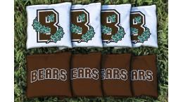 Brown University Cornhole Bags - set of 8