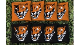 Buffalo State Cornhole Bags - set of 8