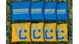 Cal State Riverside Cornhole Bags - set of 8