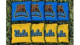 UCLA Cornhole Bags - set of 8