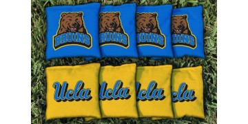 UCLA Cornhole Bags - set of 8