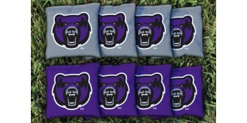 Central Arkansas University of Cornhole Bags - set of 8