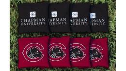 Chapman University Cornhole Bags - set of 8