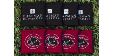 Chapman University Cornhole Bags - set of 8