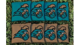 Coastal Carolina University Cornhole Bags - set of 8