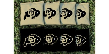 Colorado University of Cornhole Bags - set of 8