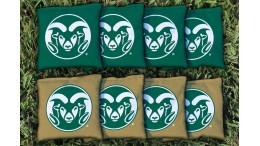 Colorado State University Cornhole Bags - set of 8