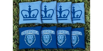 Columbia University Cornhole Bags - set of 8