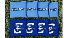 Creighton University Cornhole Bags - set of 8