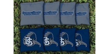 Dalton State College Cornhole Bags - set of 8