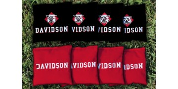 Davidson College Cornhole Bags - set of 8