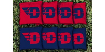 Dayton University of Cornhole Bags - set of 8