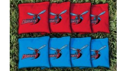 Delaware State University Cornhole Bags - set of 8