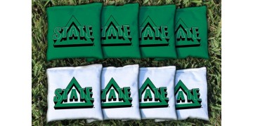 Delta State University Cornhole Bags - set of 8