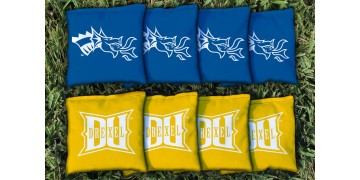 Drexel University Cornhole Bags - set of 8