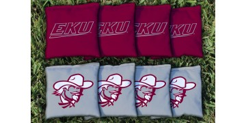 Eastern Kentucky University Cornhole Bags - set of 8