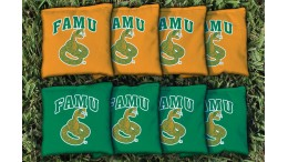 Florida A&M University Cornhole Bags - set of 8