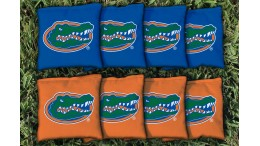 Florida University of Cornhole Bags - set of 8