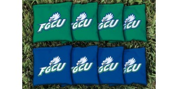 Florida Gulf Coast University Cornhole Bags - set of 8