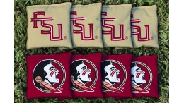 Florida State University Cornhole Bags - set of 8