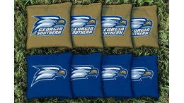 Georgia Southern University Cornhole Bags - set of 8