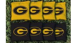 Grambling State University Cornhole Bags - set of 8