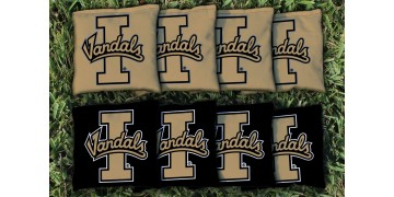 Idaho University of Cornhole Bags - set of 8