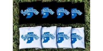 Indiana State University Cornhole Bags - set of 8