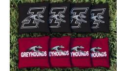 Indianapolis University Cornhole Bags - set of 8
