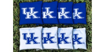 Kentucky University of Cornhole Bags - set of 8