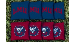 Loyola Marymount University Cornhole Bags - set of 8