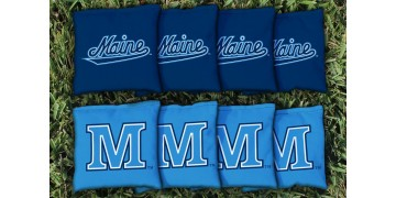 Maine University of Cornhole Bags - set of 8