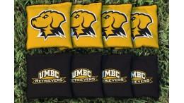 Maryland Baltimore University of Cornhole Bags - set of 8