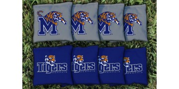 Memphis University of Cornhole Bags - set of 8